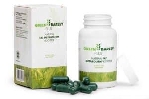 green barley plus verpakking