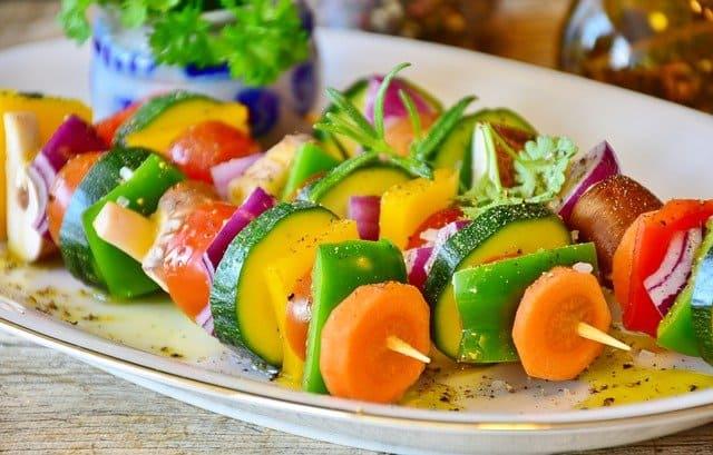 groentespiesjes