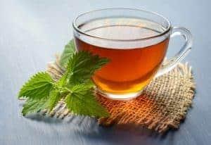 thee met citroen en melisse