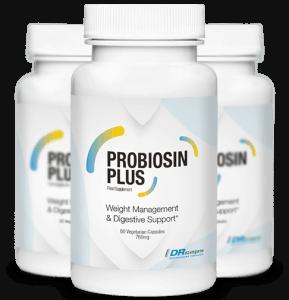 Probiosin Plus afslankpillen