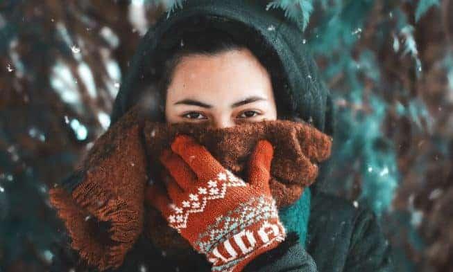 Een verkoudheid Koud
