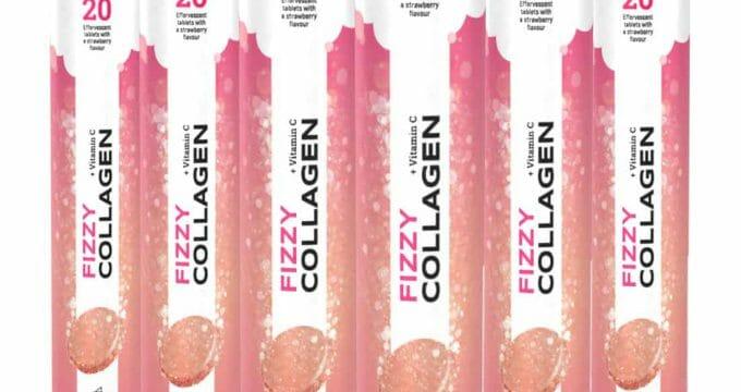 Fizzy collagen pakketten