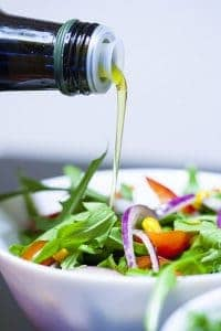 olijfolie voor salade