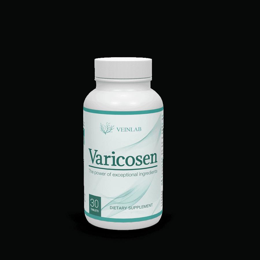 Tabletten voor spataderen varicosen