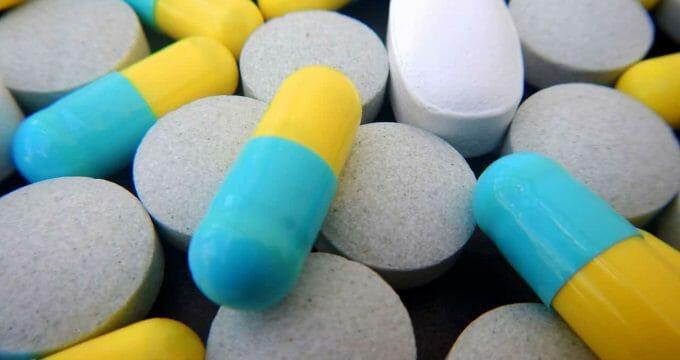 Tabletten voor spataderen verwijderen