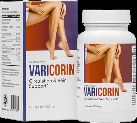 Varicorin tabletten voor spataderen