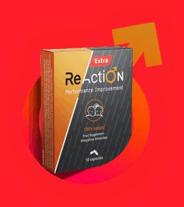 reaction extra