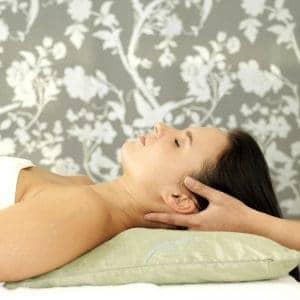 hoofdmassage