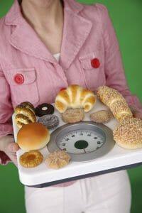 gewicht en brood