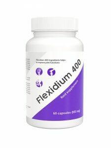 Collageen tabletten Flexidium 400