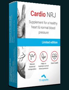 Cardio NRJ, hypertensiesupplement
