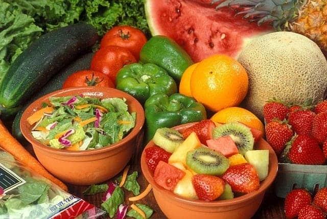 vruchtensalade