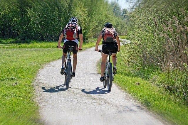 activiteit, fietsen