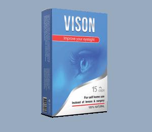 Vison-pillen voor een beter zicht