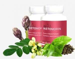 Ketomorin-afslanktabletten