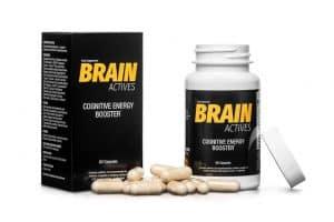 Voedingssupplement ter ondersteuning van de hersenen Brain Actives