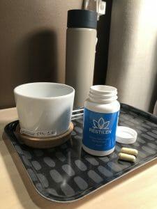 Restilen adaptogeen in capsules