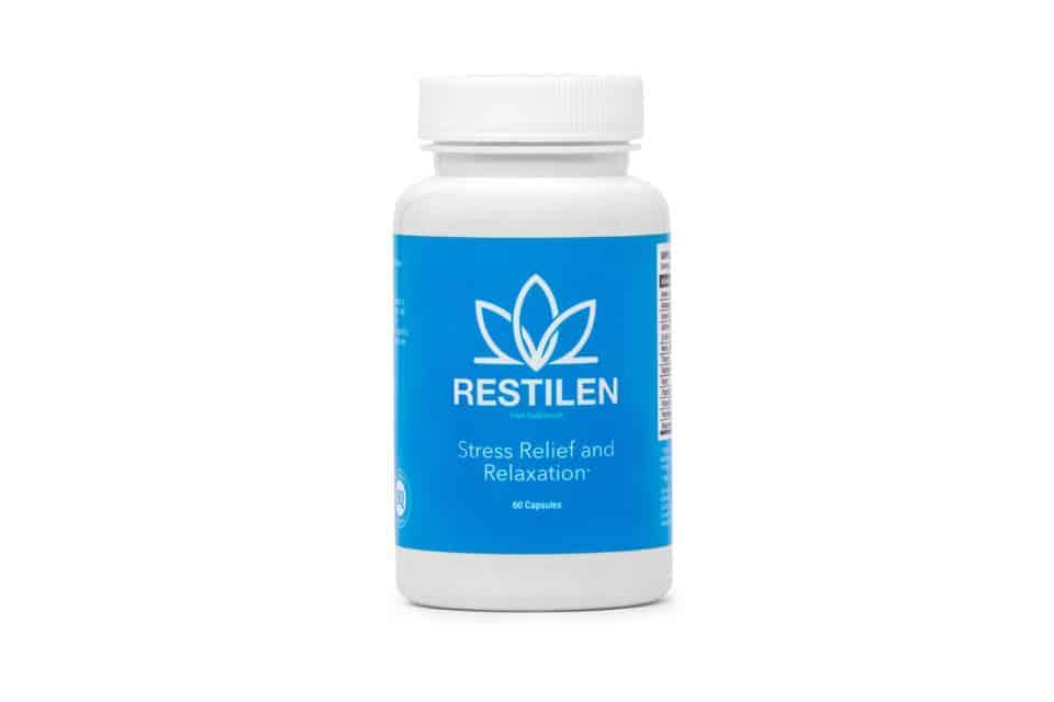 Restilen Nahrungsergänzungsmittel für Nerven und Stres