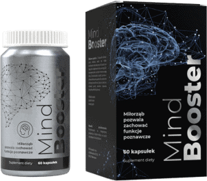 Mind Booster nootropisch supplement