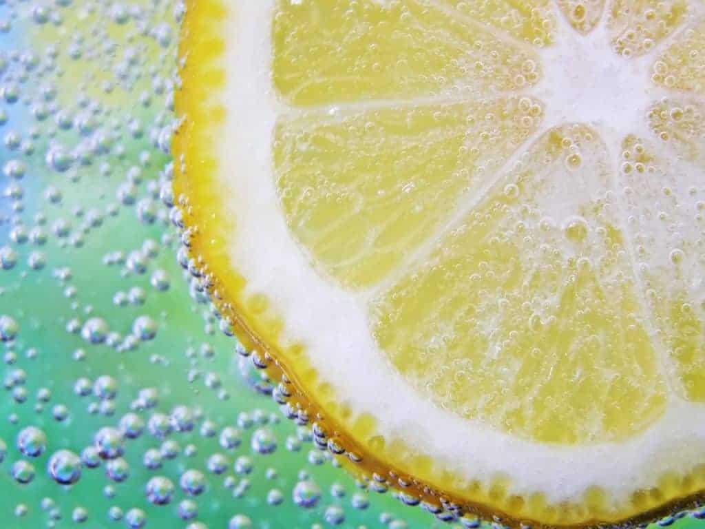 schijfje citroen