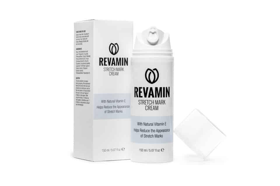 Revamin Stretch Mark zwangerschapsstriemen crème