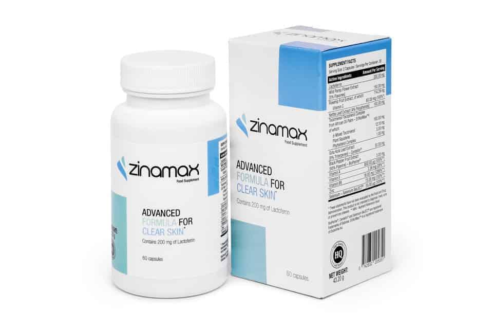 Zinamax Acne tabletten