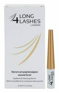 Long 4 Lashes Eyebrow wenkbrauwgroeiversneller serum